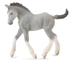 Shire Horse Foal - Grey